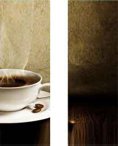 咖啡色淘宝店铺背景图片下载